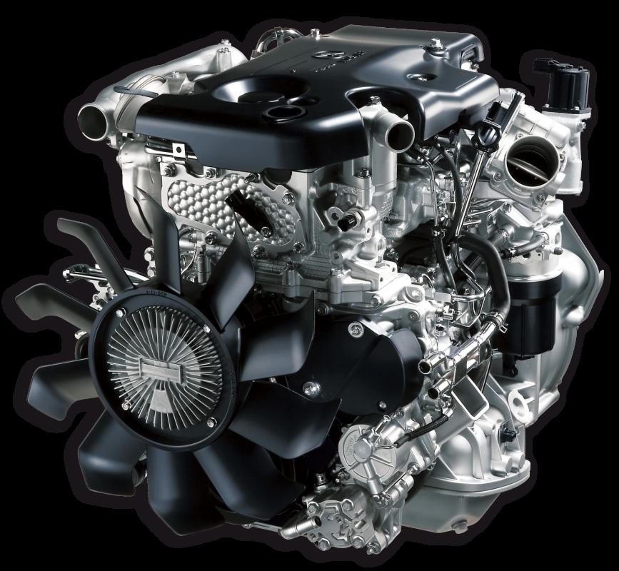 Isuzu Engine 2