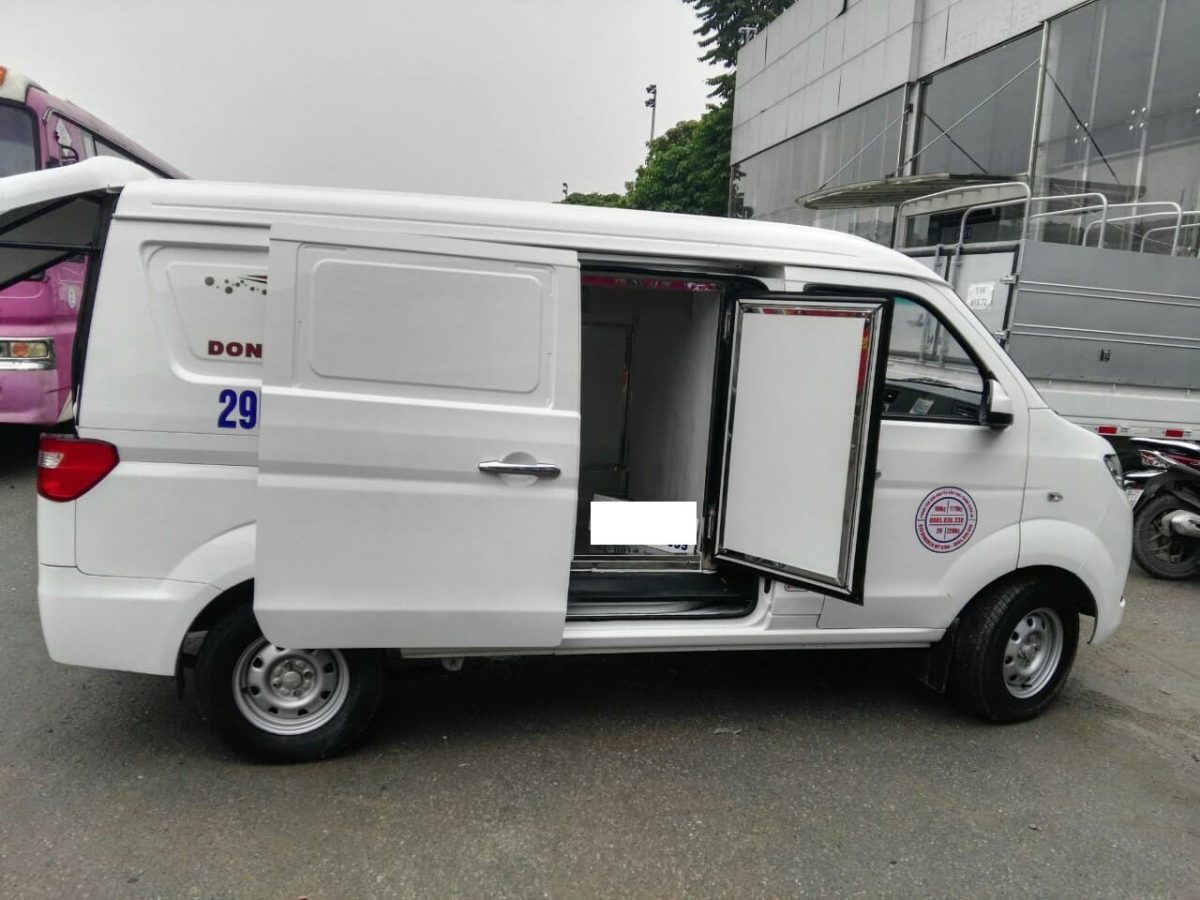 Xe O To Tai Van Dbx30 V2 Thung Dong Lanh 4264 13