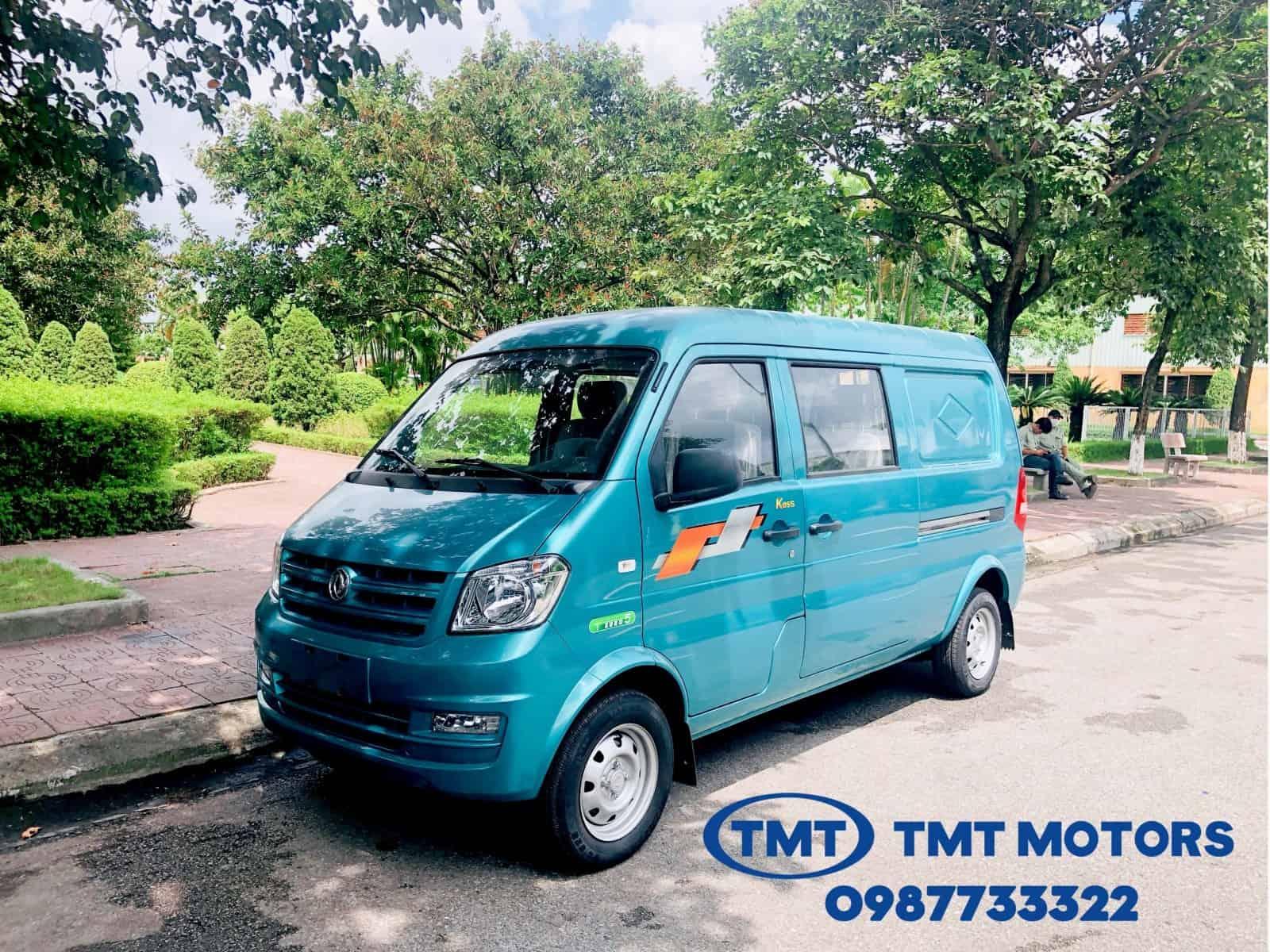 Xe Mini Van TMT K05S 5 Chỗ 700Kg
